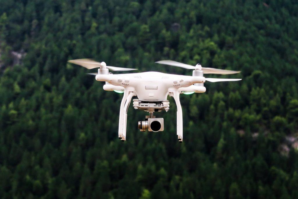 Pourquoi le drone s'initie dans la gestion forestière ?
